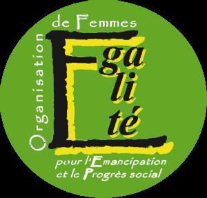 Badge Egalité rond